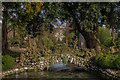 SU8512 : Bridge, West Dean Gardens by Ian Capper