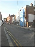 TR3752 : 7 Broad Street by John Baker