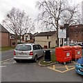 SO6618 : Recycling Bank Site, Mitcheldean by Jaggery