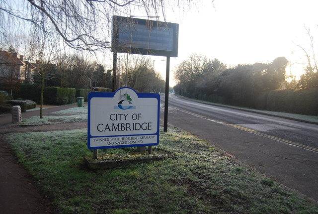 Cambridge a603