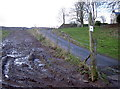 ST5655 : Bring yer wellies! by Neil Owen