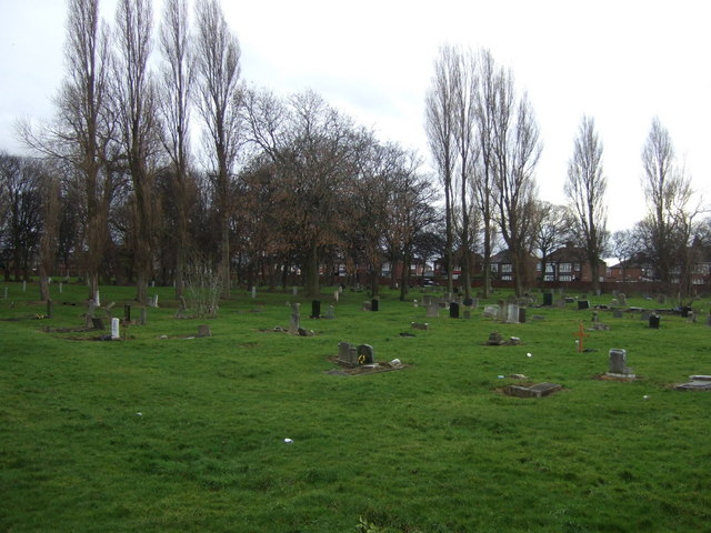 St Joseph's Cemetery, Middlesbrough