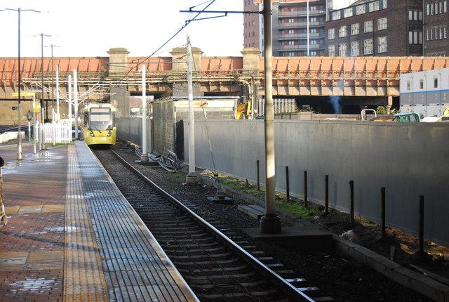 Metro Link, Victoria Station