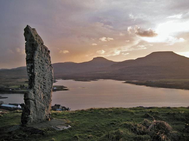 Duirinish Stone, Dunvegan