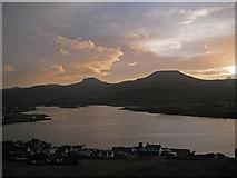 NG2547 : Evening at Dunvegan by Richard Dorrell