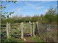SK1827 : Fauld crater memorial area-Hanbury, Staffs by Martin Richard Phelan
