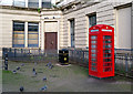 J3374 : Telephone call box, Belfast by Rossographer
