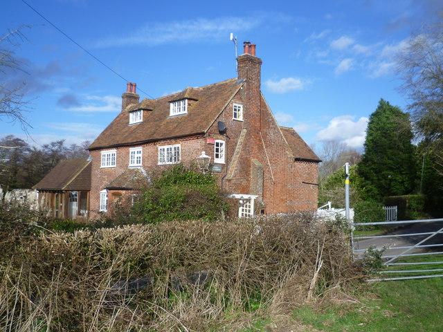 Pickelden Farm House