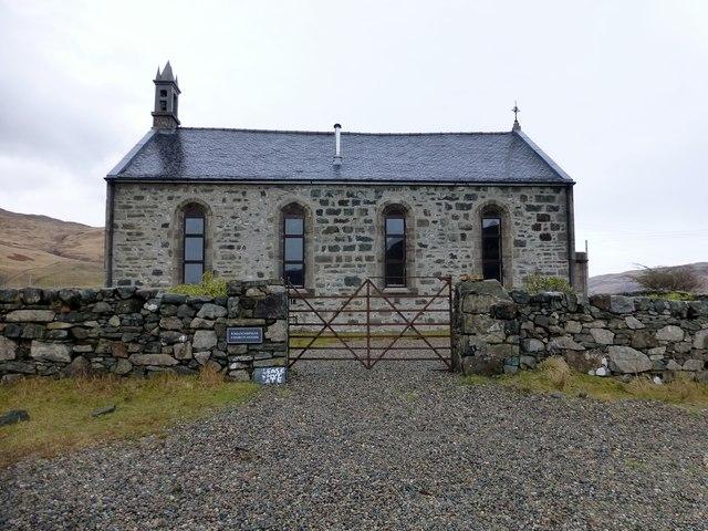 Kinlochspelve Church House