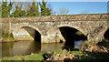 J1984 : Railway bridge, Dunadry (1) by Albert Bridge