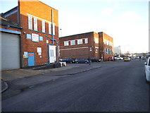 TQ1883 : Industrial buildings on Water Road, Alperton by David Howard