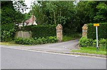 TQ2642 : Povey Cross House by Ian Capper