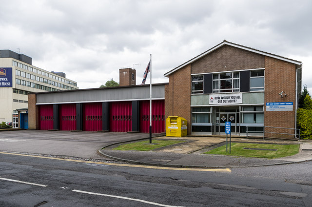 Horley Fire Station