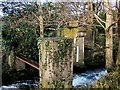 SX8386 : Dismantled bridge, Rookery Brook by Derek Harper