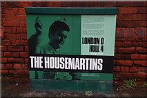 TA0830 : The Housemartins Culture Box, Reynoldson Street, Hull by Ian S
