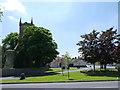 N4727 : Ruined Church of Ireland Daingean Co. Offaly Ireland by Kenneth Gallery Smyth