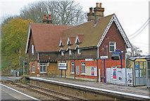 TQ2151 : Betchworth Station by Wayland Smith