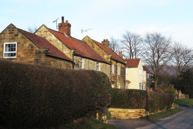 Houses in Thirlby