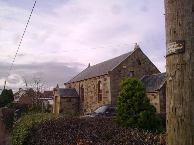 Chapel at Dinnington