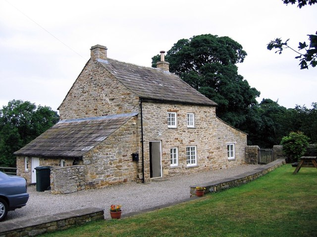 Cottage at Eggleston Abbey