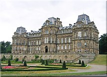 NZ0516 : The Bowes Museum, Barnard Castle by Jeff Buck