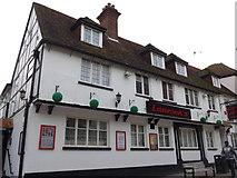 SU6351 : Laarsen's, Wote Street by Basher Eyre