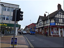 SU6351 : Junction of Winchester and New Streets by Basher Eyre