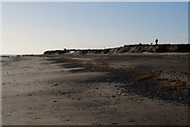 TA4115 : Kilnsea Beach towards How Hill by Ian S