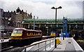 NT2673 : Edinburgh Waverley station, east end, 2002 by Ben Brooksbank