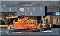 D4102 : Larne lifeboat - February 2014 by Albert Bridge