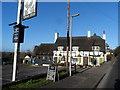 SP9721 : The Cross keys pub, Totternhoe by Bikeboy