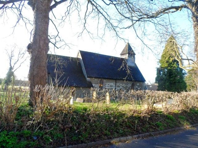 St Michael's Eggington