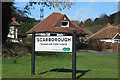 TA0385 : Scarborough, twinned with Cahir, Ireland by Pauline E