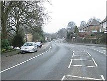 SE0726 : Long Lane - viewed from City Lane by Betty Longbottom
