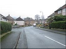 SE0726 : Meadow Lane - City Lane by Betty Longbottom