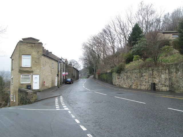 Wheatley Road - viewed from City Lane