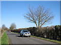 TL4347 : Brook Road in February by John Sutton