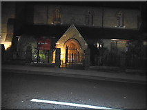 TQ2775 : St Mark's Church on Battersea Rise by David Howard