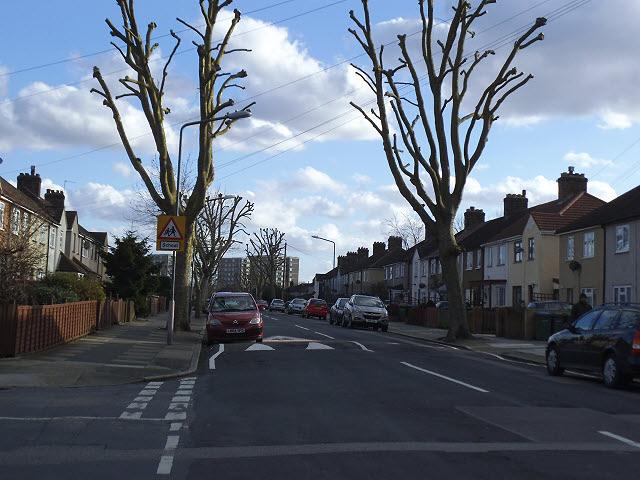 Hornfair Road, Charlton