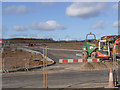 SK5433 : Clifton Park and Ride site by Alan Murray-Rust