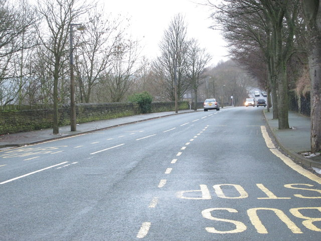 Wheatley Road - viewed from Shroggs Road