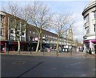 SD7109 : Newport Street, Bolton by Philip Platt
