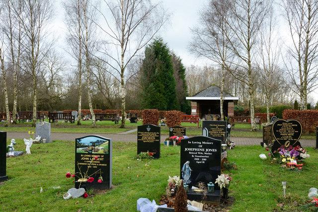 West Cemetery, Newton Aycliffe