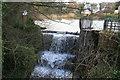 SJ1977 : Greenfield Valley Heritage Park - overflow weir by Chris Allen