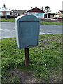 TM4389 : Royal Mail Dump Box on Highland Drive by Adrian Cable