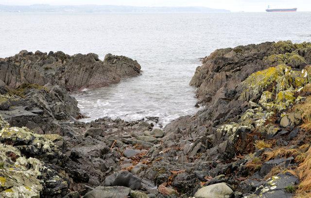 The loughshore, Helen's Bay