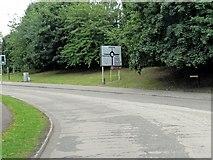 TL8663 : Bury St Edmunds, Cullum Road by David Dixon