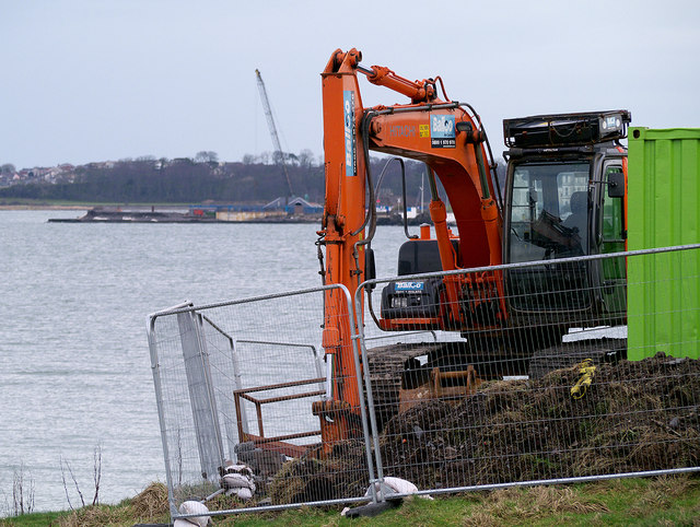 Pumping station upgrade, Wilson's Point, Bangor