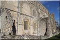 TF9839 : Binham Priory from the south by J.Hannan-Briggs
