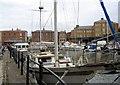 SO8218 : Gloucester Docks by Jeff Buck